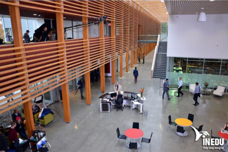 Học bổng ưu ái từ Đại học Fraser Valley