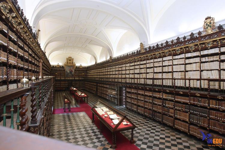 Cơ sở vật chất hiện đại của trường Đại học Valladolid