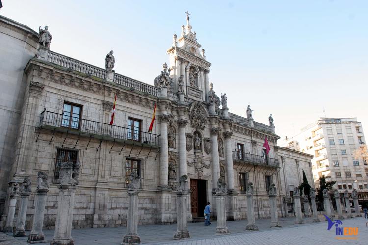 Bề dày lịch của của trường Đại học Valladolid