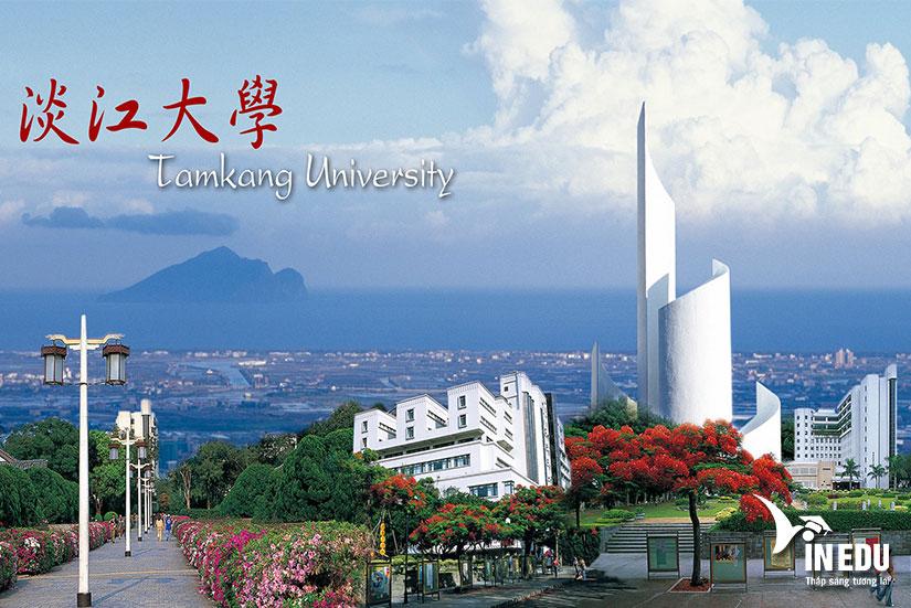 Đại học Tamkang - trường đại học tư nhân lâu đời nhất Đài Loan