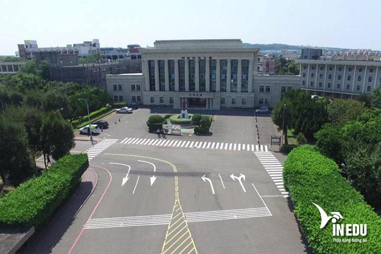 Đại học Khoa học Kỹ thuật Minh Tân thành lập năm 1965