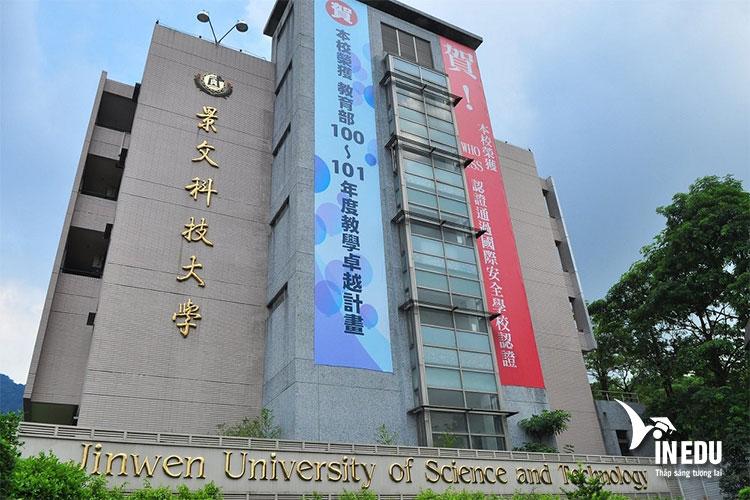 Đại học Khoa học và công nghệ Jinwen là ngôi trường mơ ước của nhiều bạn trẻ