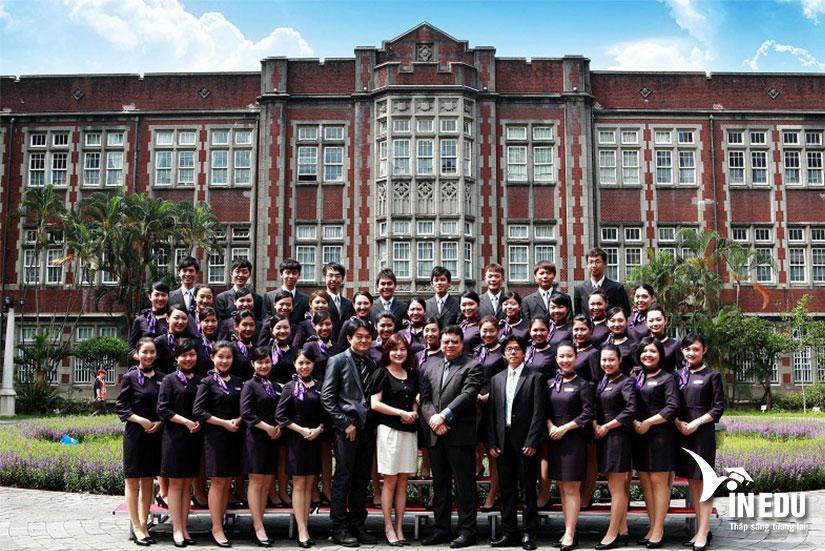 Đại học Sư phạm Quốc gia Đài Loan – ngôi trường lọt TOP 75 Châu Á