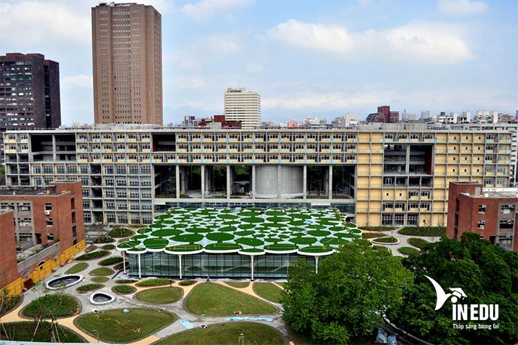 ĐH Quốc gia Đài Loan có rất nhiều chuyên ngành