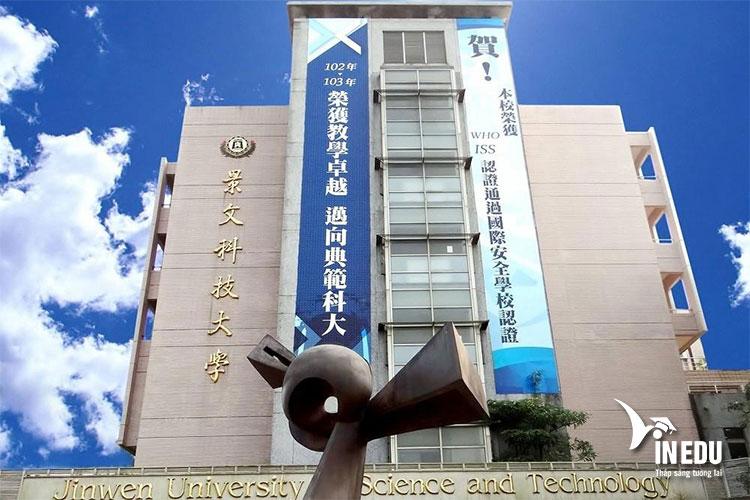 Du học tại đại học Jinwen là lựa chọn tuyệt vời bạn không thể bỏ qua