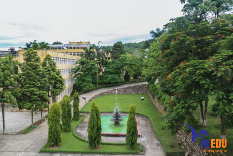 Khuôn viên trường Lâm nghiệp Nam Kinh