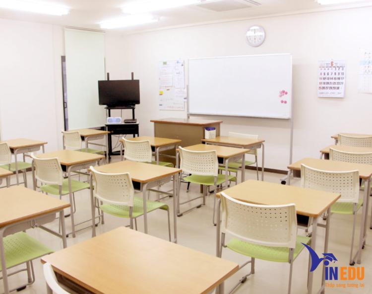 Phòng học tại trường