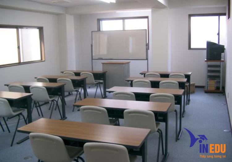 Phòng học của học viện