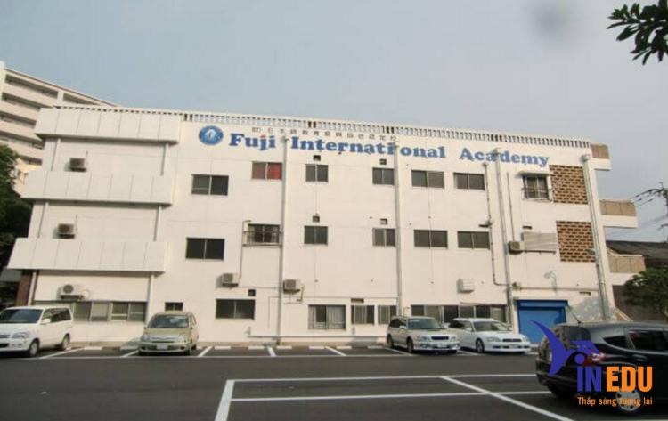 Tổng quan trường Fuji
