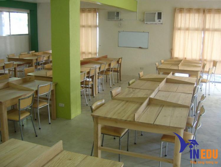 Phòng học tập và làm việc nhóm