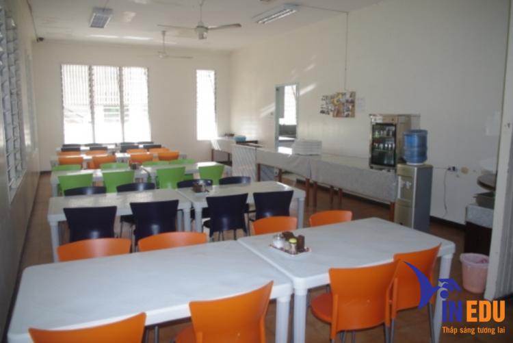 Phòng tự học tại trường