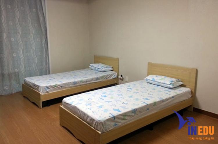 Phòng ngủ cho học viên