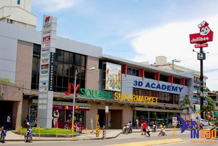Liền kề trường có nhiều địa điểm