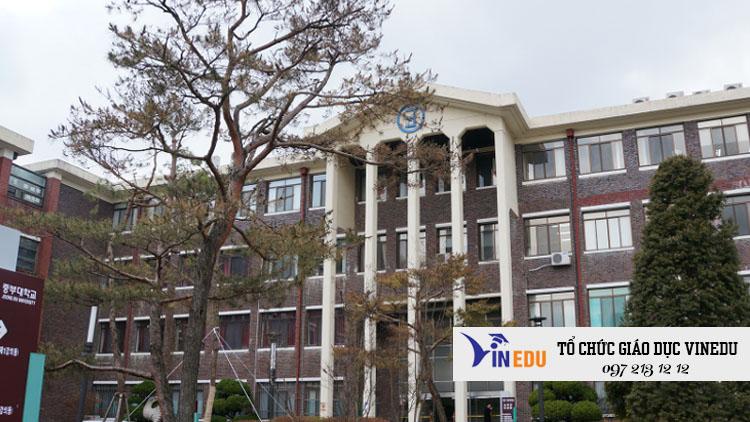 Đại học Joongbu – Joongbu University