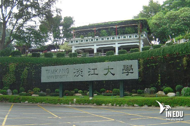 Tamkang là trường đại học tư thục lâu đời nhất và nổi tiếng bậc nhất tại Đài Loan