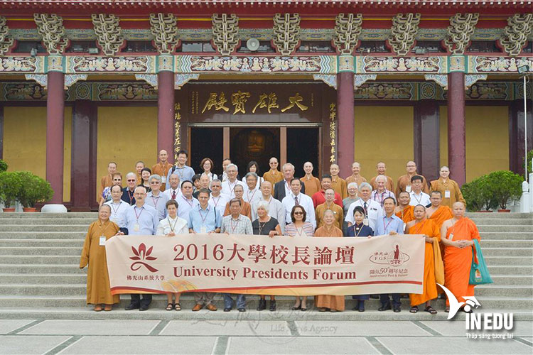 Trường đại học Phật Quang ngày càng thu hút nhiều sinh viên quốc tế theo học