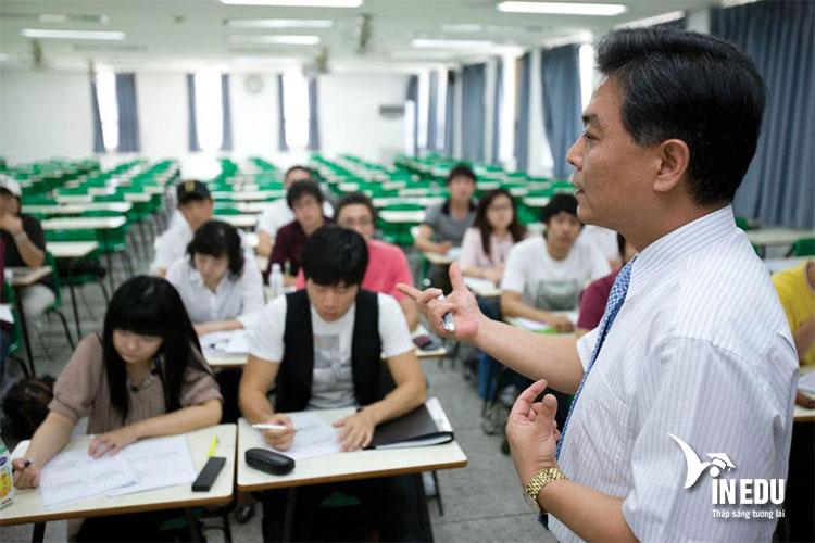 Trường Dong A là điểm đến mơ ước của nhiều sinh viên trong và ngoài nước