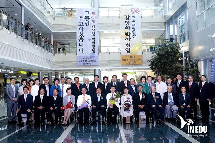 Trường Quốc gia Jeju đang liên kết với rất nhiều trường đại học quốc tế