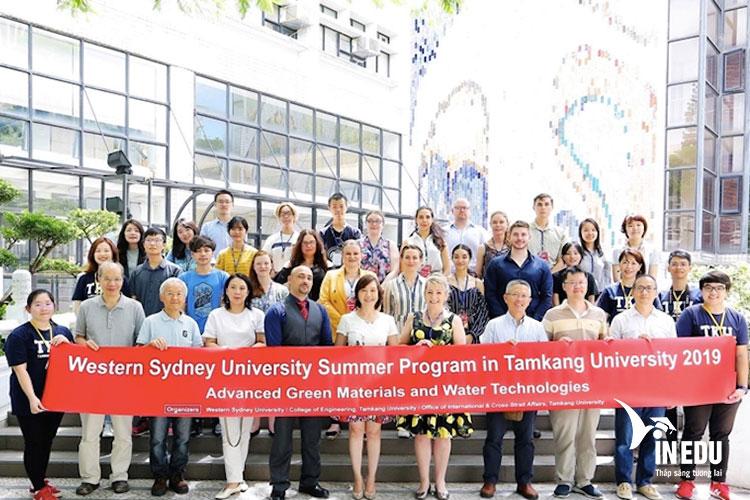 Trường Tamkang liên kết với rất nhiều trường đại học nổi tiếng trên thế giới