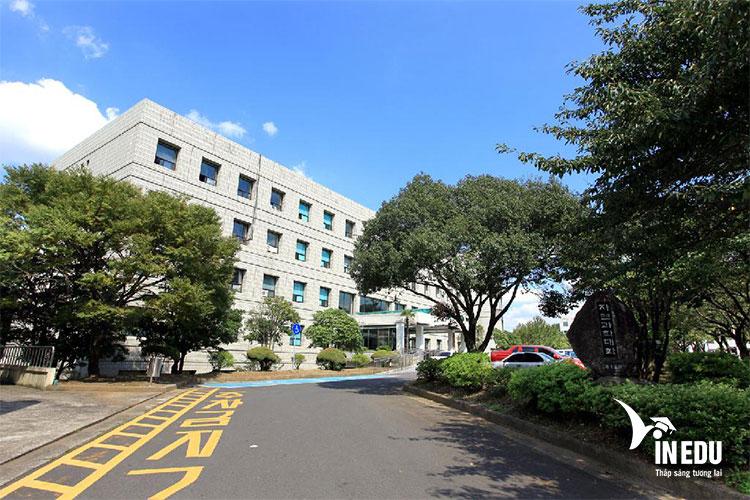 Yêu cầu nhập học của trường đại học quốc gia Jeju đối với du học sinh không quá khó
