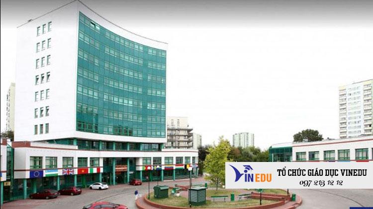 Trường đại học Lazarski (Lazarski University)