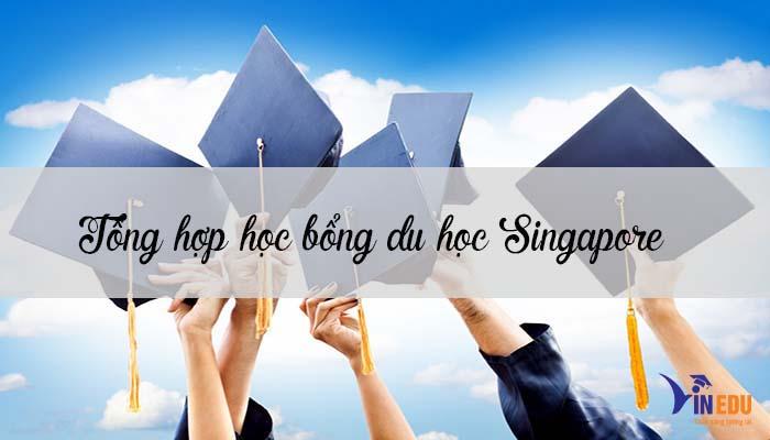 Tổng hợp học bổng du học Singapore