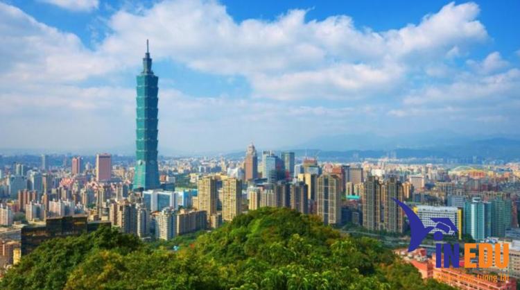 Một góc khung cảnh Đài Loan