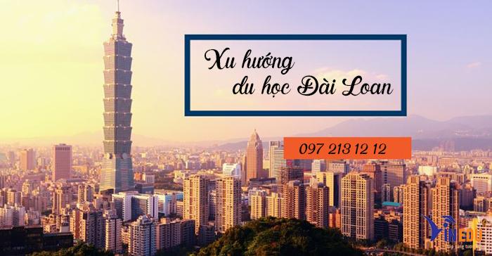 Xu hướng du học Đài Loan