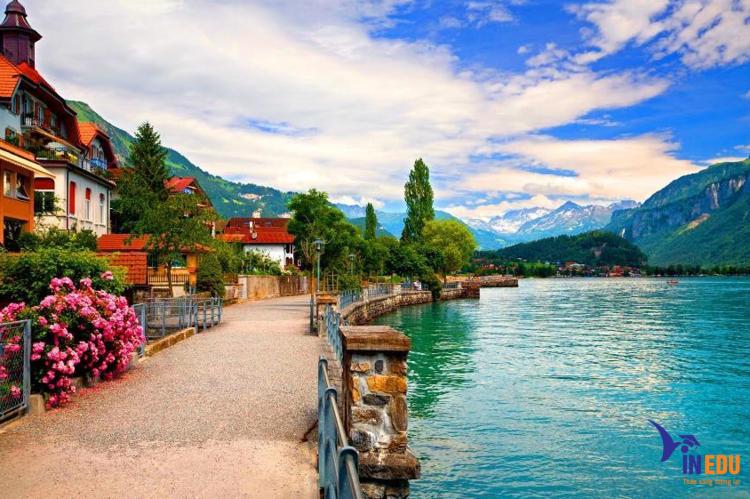 Thụy Sĩ điểm đến mơ ước của nhiều du học sinh