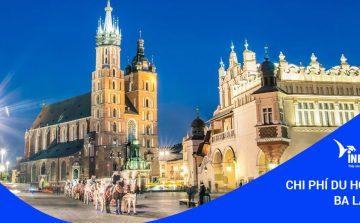 Chi phí du học Ba Lan