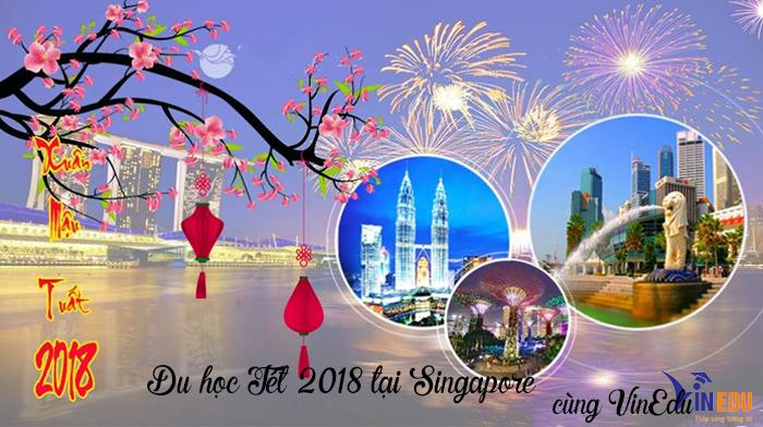 Ưu đãi du học Tết tại Singapore