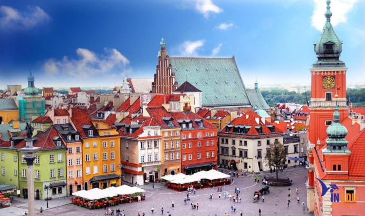 Ba Lan đất nước có lịch sử lâu đời