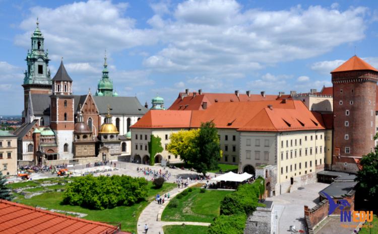 Ba Lan đất nước yên bình
