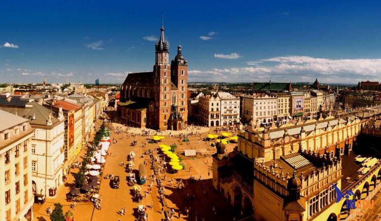 Ba Lan có nhiều địa điểm du lịch hấp dẫn
