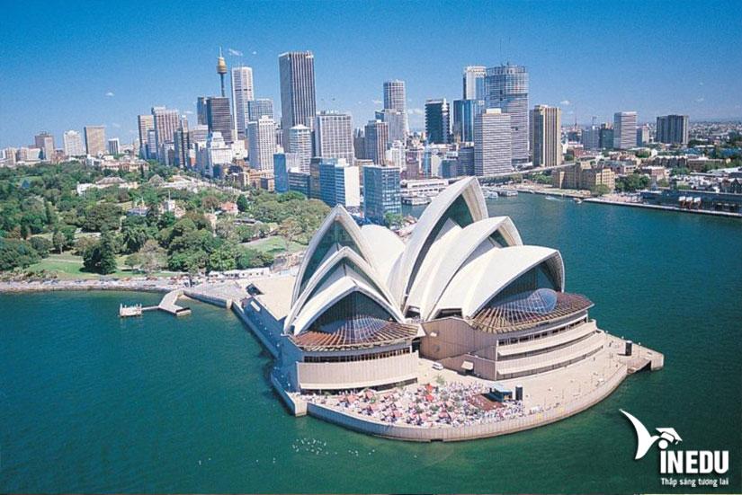 Khám phá vẻ đẹp nước Úc