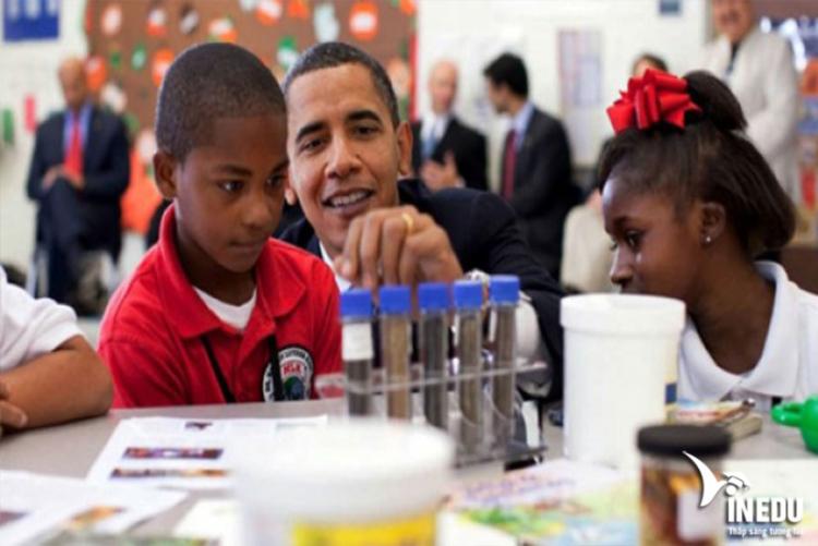 Nền giáo dục ở Mỹ