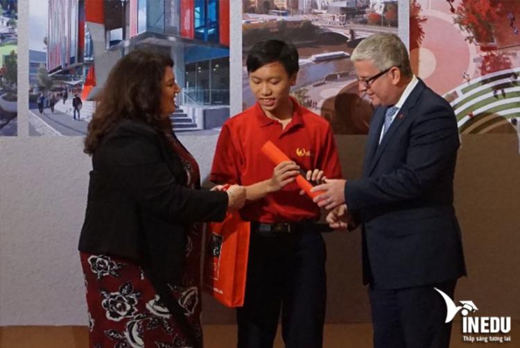 Những quán quân Olympia Việt Nam sinh sống tại Úc