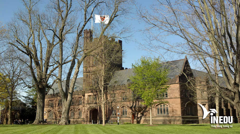 Du học Mỹ 2018- Đại học Princeton