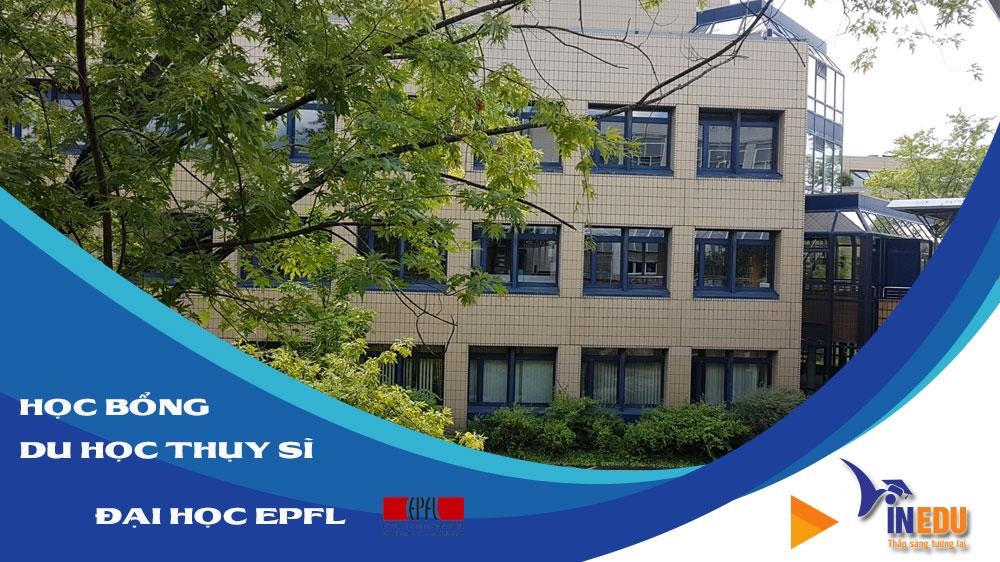 Học bổng Thụy Sĩ - Đại học EPFL