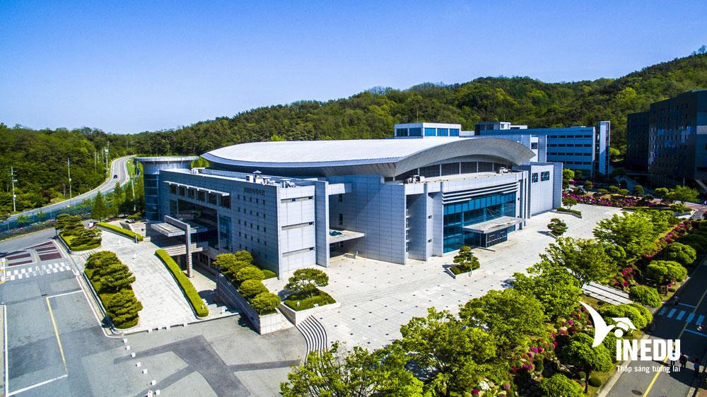 Học bổng du học Hàn Quốc - Đại học NamSeoul