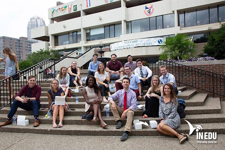 Hãy xây dựng tương lai của bạn ngay tại ngôi trường đại học Rhode Island