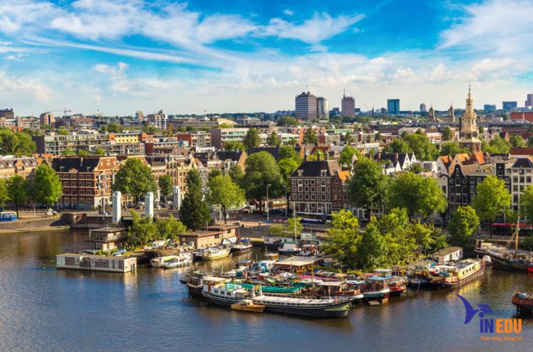 Hà Lan đất nước có nền kinh tế phát triển