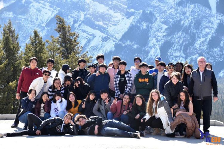 Du học sinh tại Thụy Sĩ