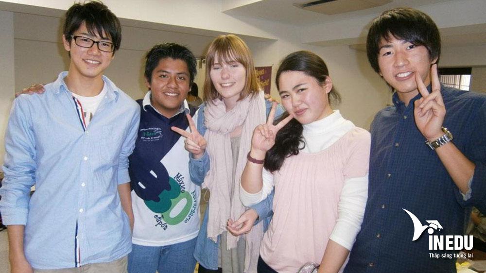 Thực tập tại Nhật