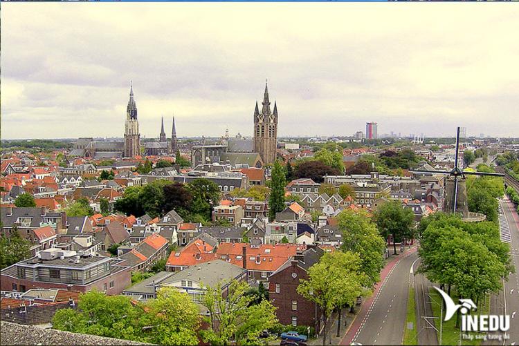 Thành phố Delft