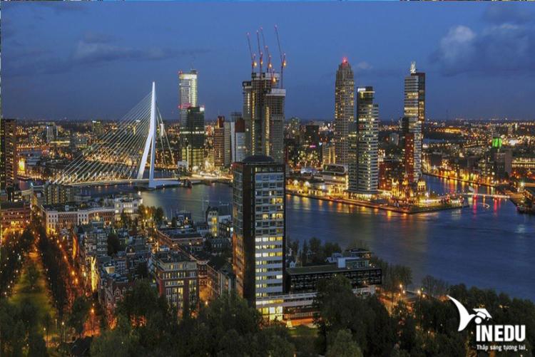Thành phố Rotterdam