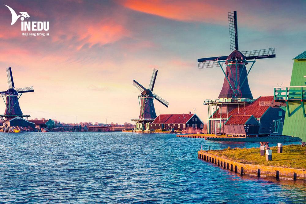 Chứng minh tài chính khi du học Hà Lan