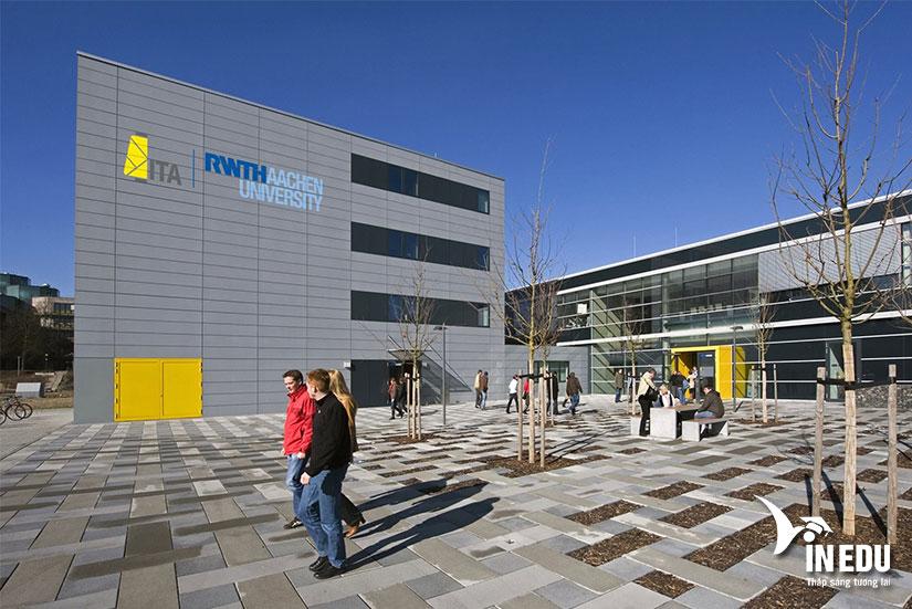 Đại học kỹ thuật RWTH Aachen và chính sách miễn học phí cho sinh viên