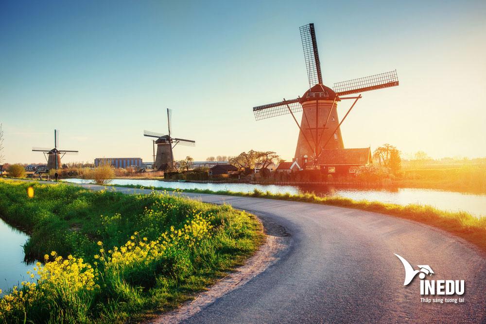 Du học Hà Lan nên chọn thành phố nào
