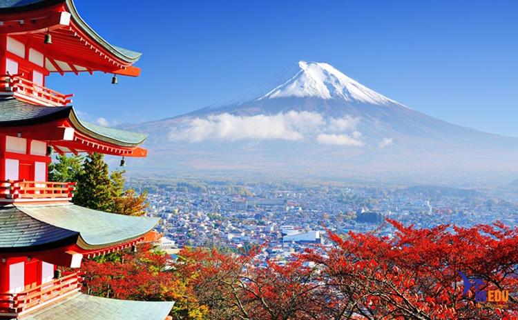 Nhật Bản điểm đến lý tưởng của nhiều du học sinh